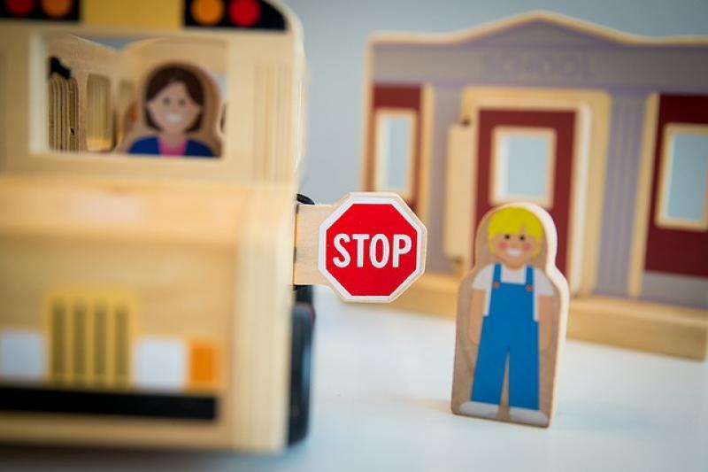 Al cole siempre seguros con el seguro obligatorio en el transporte escolar
