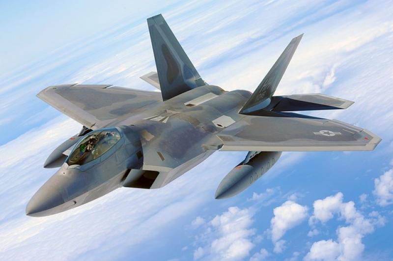 ¿Están asegurados los aviones de combate?