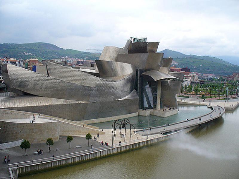 """El Ayuntamiento de Bilbao inaugura """"El bosque del recuerdo"""""""