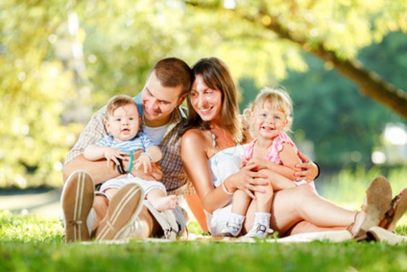 Tipos de familias que contratan seguros