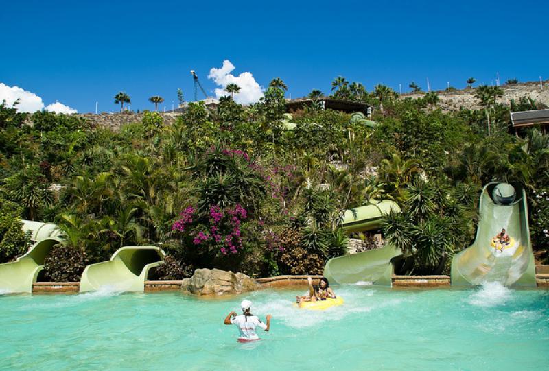 ¿Sabes dónde está el mejor parque acuático del mundo?