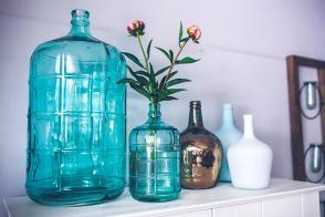 Ideas para decorar reciclando